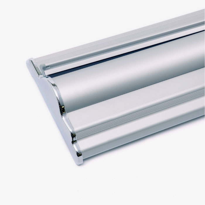 """Image of item SD Retractable - 36""""x92"""" (Silver)"""