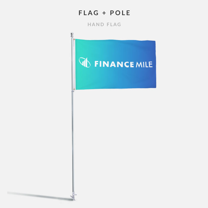 Image of item Custom Pole Flag
