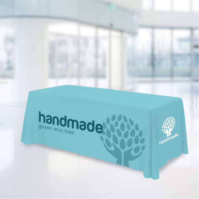 Image of item Table Throw 6 Feet 4 Sided