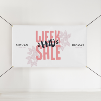 Image of item Vinyl Banner