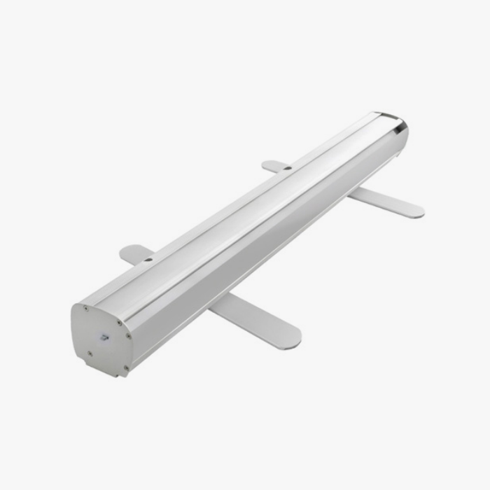 "Image of item Standard Retractable 24""x81"" (Banner Stand Hardware)"
